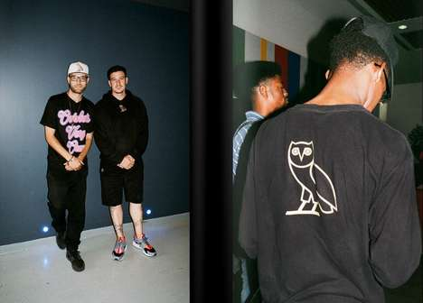 Label-Curated Photo Series - Drake's OVO Fest Was Followed with an Intimate Toronto-Centered Release
