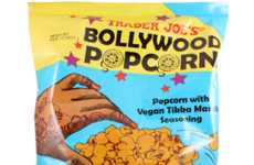 India-Inspired Popcorn Snacks - Trader Joe's Bollywood Popcorn Boasts a Savory Tikka Masala Flavor