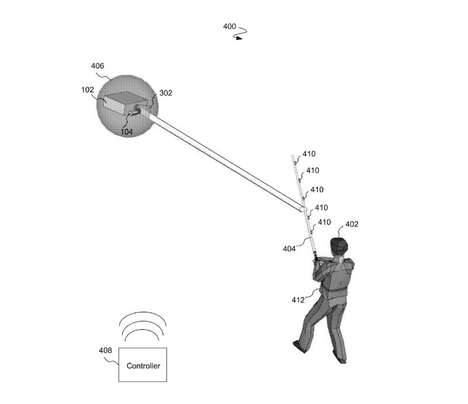 Laser-Deflecting Lightsaber Patents - This Disney Patent Would Let People Use Lightsabers on Lasers