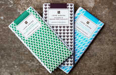 Artisan Chocolate Bars - 'Love Cocoa' is a New Chocolate Business from the Cadbury Family