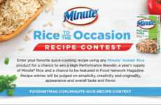 Rice-Oriented Cooking Contests