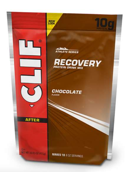 Protein-Packed Recovery Drinks - The CLIF Recovery Protein Drink is Fast-Acting Following Activities