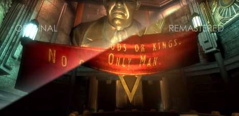 Remastered Video Games - 'BioShock: The Collection Remastered' is an Update of the Classic 2007 Game
