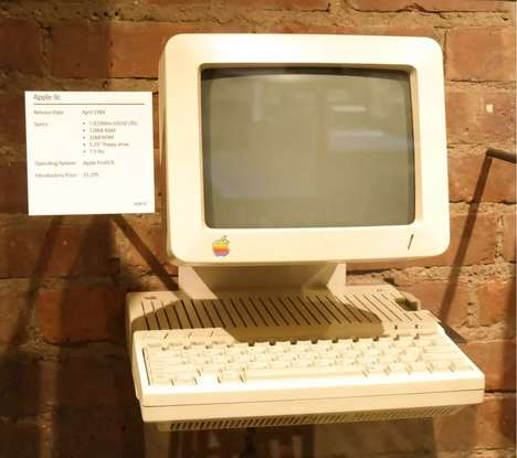 Historic Computer Auctions - The Iconic Tekserve Store is Selling Off Its Prized Old Apple Computers
