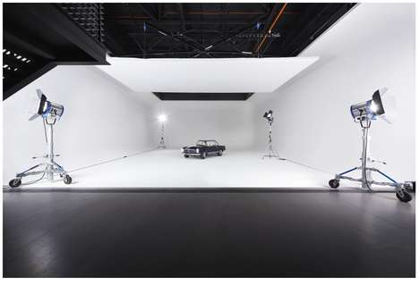 Massive Technological Photography Studios - 'Alva Studios' New Facility is The Pinnacle for Pictures