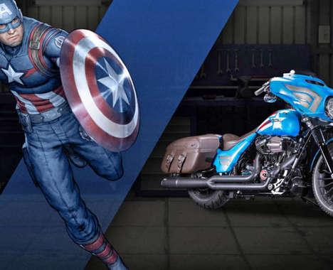 Heroic Custom Motorcycles