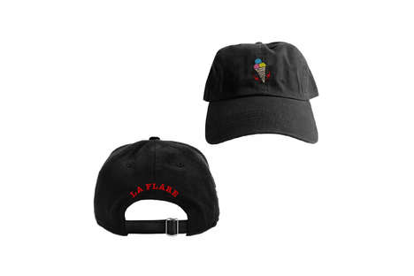 Rapper-Designed Hats - This Gucci Mane Hat Was Inspired by His Album 'La Flare'
