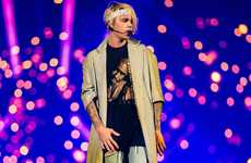 Celebrity-Designed Fast Fashion - The Justin Bieber X Forever 21 Line is Influenced by the Pop Star