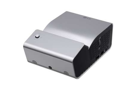 Compact Portable Projectors - The New Minibeam Projector Offers Image Clarity & Boosted Battery Life