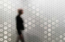 Luminously Patterned Showrooms