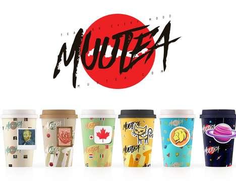 Vividly Graphic Tea Brands