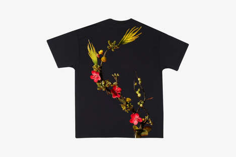 Floral Music Video Apparel - These Hoodies and Tees Celebrate the Travis Scott 90210 Music Video