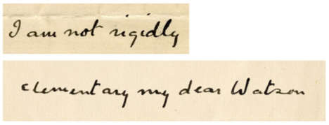 Handwriting-Forging Software - 'My Text in Your Handwriting' Creates Forged Text from Small Samples