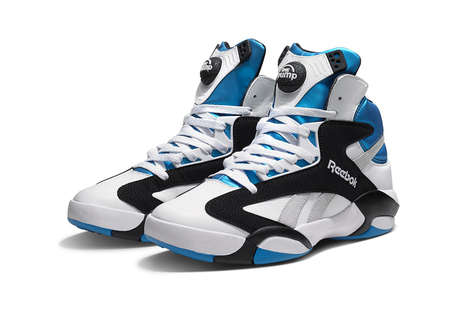 Relaunched Basketball Sneakers - Reebok is Set to Bring Back the Popular 'Shaq Attaq' Model
