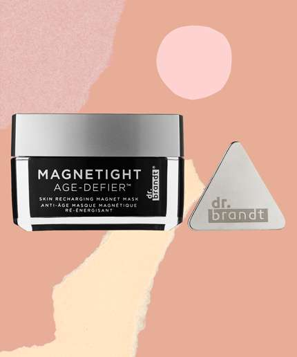 Rejuvenating Magnetic Masks - Dr. Brandt Skincare Magnetight Reduces Wrinkles With Energized Ions