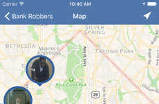 Robbery-Alerting Apps