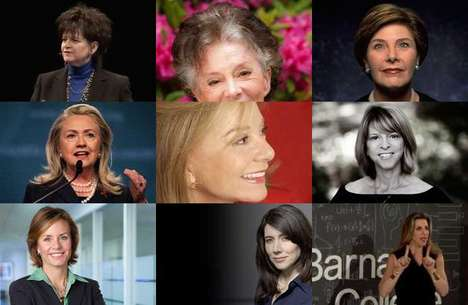 35 Female Workforce Keynotes - From Breaking Glass Ceilings to the Economic Power of Women