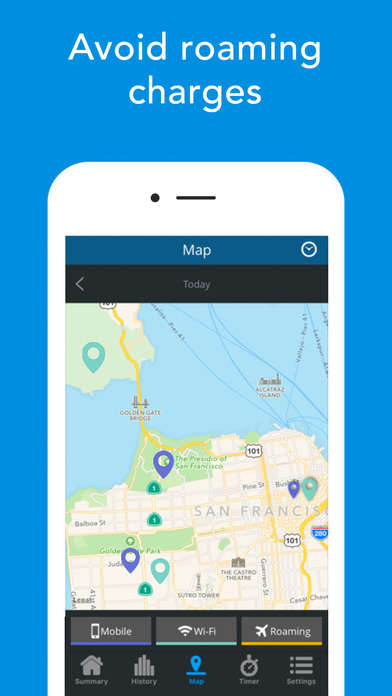 Diligent Data-Tracking Apps - The My Data Manager App Helps You Save On Your Phone Bill