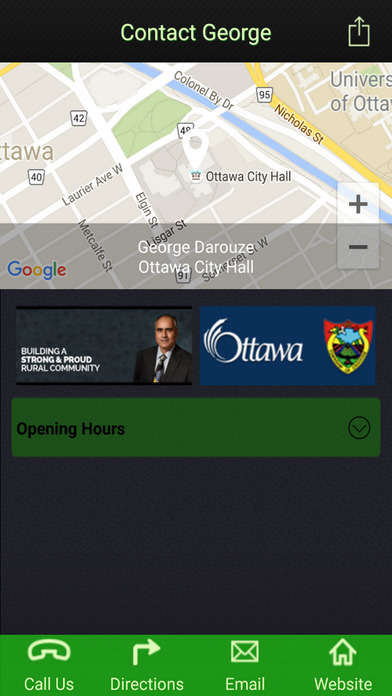 Dedicated Councillor Apps - This App Helps George Darouze's Constituents Stay Informed and Engaged