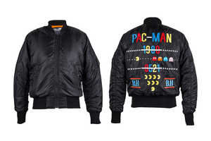 BLUE HEROES Created a Collection of Pac-Man Clothing and Accessories
