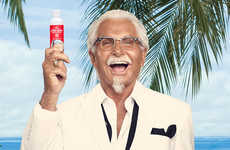 Fried Chicken-Scented Lotions - KFC's Extra Crispy Sunscreen Features the Scent of Fried Chicken