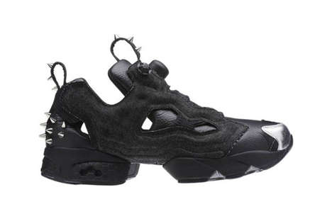 Spike-Studded Sneakers - Reebok's 'Instapump Fury OG' Was Remodeled with a Punk Influence in Mind