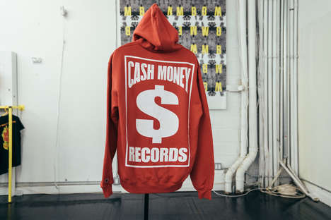Rap Label Pop-Ups - Cash Money Records & VFILES Joined to Offer Apparel from Hip-Hop's Biggest Names