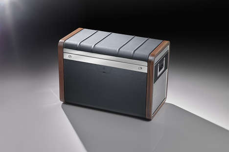 Luxury Picnic Baskets - These Picnic Baskets Were Designed for Rolls-Royce's Phantoms