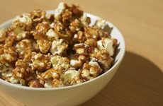 Tea-Infused Caramel Popcorn - This Chai Caramel Corn Recipe Adds a Touch of Spice to a Sweet Snack