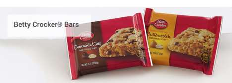 Baking Brand Dessert Bars - These Betty Crocker Bars Turn Dessert into a Bite-Sized Snack
