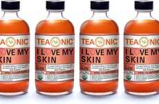 Detoxifying Skincare Teas - The Teaonic 'I Love My Skin' Beverage Benefits The Skin From The Inside