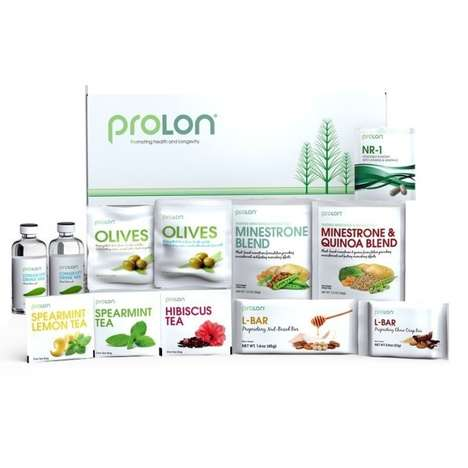 Fasting Food Kits - The ProLon Offers a Detoxifying Cleanse Using Natural Food Products