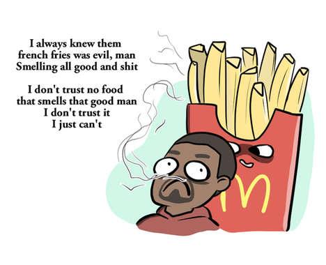 Fast Food Raps
