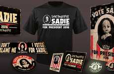 Mezco's Living Dead Doll 'Sadie' is Running for President