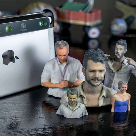 Smartphone-Based 3D Scanners - 'Scandy' Lets Users Take Accurate 3D Scans on Their Android Devices