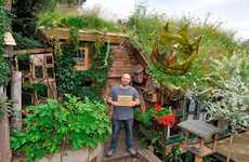 Recycled Garden Sheds