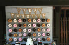 Bridal Donut Boards