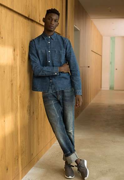 Revitalized Denim Designs - This Levi's Collection Tributes Nostalgic Structures with a Modern Twist