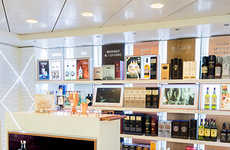 Pernod Ricard's Cruise Ship Store Educates and Inspires Consumers
