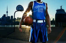 Throwback Basketball Jerseys - The Raptors' New Alternate Jerseys Commemorate the Toronto Huskies