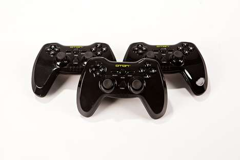 Intelligent Gaming Consoles - The OTON X Console Can Generate New Game Levels