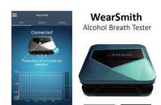 'WearSmith' is the Smallest Bluetooth Breathalyzer Detector