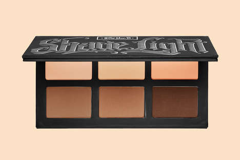 Vegan Contour Palettes - Kat Von D's Shade+Light Contour Kit is Free of Animal Product Ingredients