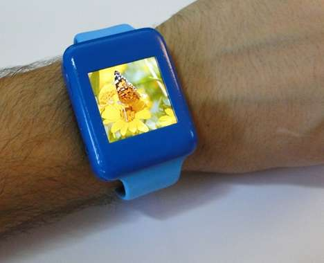 Sensor-Packed Smartwatches