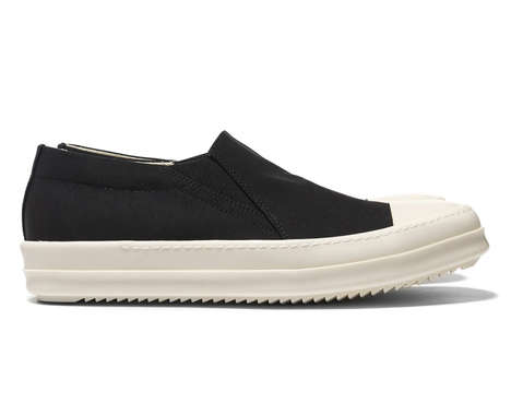 Luxe Cotton Sneakers