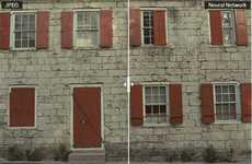 Image Compression Algorithms - Google's New Compression is More Efficient than JPEGs
