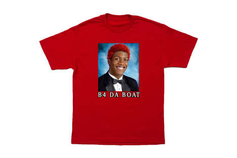 Rapper Picture Day Shirts - Following His Tour Merchandise, Lil Yachty's New Drop Tributes His 19th