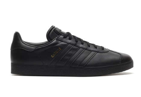 Reinterpreted Retro Shoes - adidas' New Gazelle Shoe Will Match Any Outfit