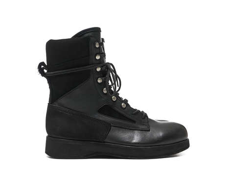 Luxe Onyx Boots