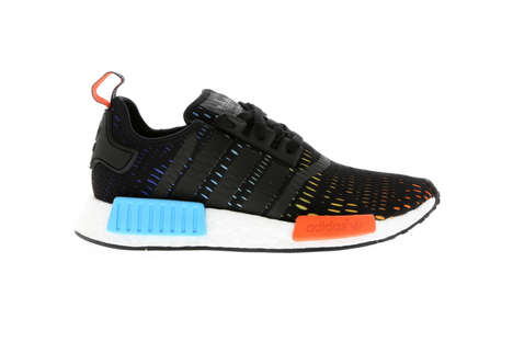 Exclusive Rainbow Sneakers - adidas' New NMD Colorway Can Only Be Purchased Through European Markets